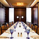 Dining Room, Intercontinental Hotel, Toronto, Ontario, Canada