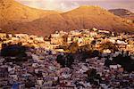 Overview of Juanajuato, Mexico