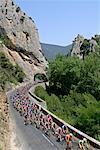 Tour de France 2005, Near Port de Pailheres, France