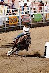 Horseriding, Calgary Stampede, Calgary, Alberta, Canada