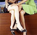 Lesbiennes au Bar
