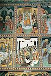 Cyprus, Saint John's cathedral, mosaic.