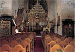 Église de Saint-Lazare de Larnaca, Chypre.