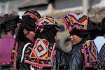Au Vietnam, au nord, l'origine ethnique Tai