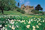 Angleterre, Kent, Chatwell maison, maison de Churchill.