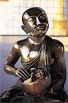 Myanmar, statuette de Bouddha