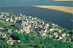 France, Centre, les Landes saint Martin