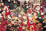 France, Alsace, Strasbourg, chrismast market, ornaments