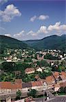 France, Alsace, Schirmek