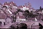 France, Bourgogne, Semur-en-Auxois