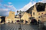 Italy, Sicily, Taormina, San Giorgio and San Guiseppe church