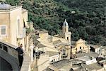 Italy, Sicily, Raguse Ibla, Sta Maria delle Scale