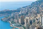 Principauté de Monaco, vue générale