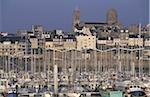 France, Manche (50), Basse Normandie, le port de Granville