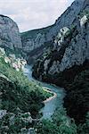 France, Provence, Verdon Gorge