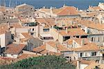 France, village de la côte d'Azur, Saint Tropez,
