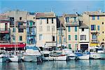 France, port de pêche de Provence, Cassis,