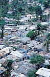 Dominican republic, Santo Domingo, shanty town
