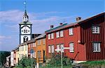 Norvège, Roros