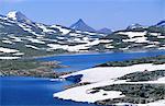Norway, national park of Jotunheimen