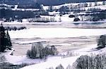 Norway, Lillehammer, Gudbrandsdal valley