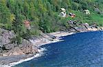 Hardangerfjord Hordaland, Norvège