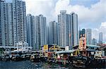 China, Hong Kong, Aberdeen.