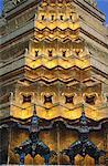 Thaïlande, Bangkok, temple de Wat Phra Keo