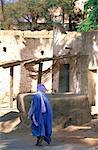 Algérie, Tassili n'Ajjer, Djanet, Touareg