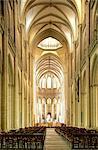 France, Normandy, mont Saint Michel, abbey