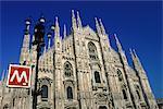 Métro de Lombardie, Milan, Italie