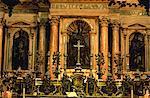 Italie, Campanie, Naples, la cathédrale de San Gennaro