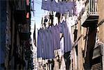 Italie, Campanie, Naples, Spaccanapoli