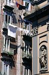 Italy, Campania, Naples, streets