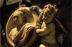 Italy, Campania, Naples, Gesu Nuevo church