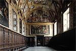 Italy, Campania, Naples, San Severo monastery