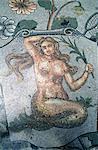 Italy, Campania, Pompei, mermaid