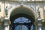 Italy, Campania, Naples, Umberto gallery