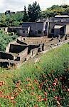 Italy, Campania, Pompei