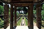 Jardin de la Campanie, Pompei, Italie