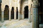 Maroc, Rabat, Medersa