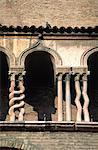 Cathédrale de Ferrare, Italie