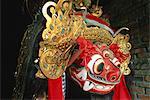 Indonesia, Bali, mask of Barong