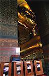 Temple de Wat Po de Thaïlande, Bangkok, située à Bouddha