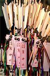 Japan, Tokyo, Asakusa temple, offerings
