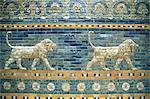 Germany, Berlin, Pergamon museum, ceramic.