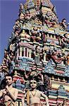 Malaisie, Penang, temple hindou