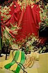 Kimonos de Japon, Tokyo, en vente dans un magasin
