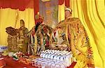 Chine, Taiwan, Taipei, culte taoïste