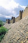 Couvent de Portugal, Tomar, du Christ, murs